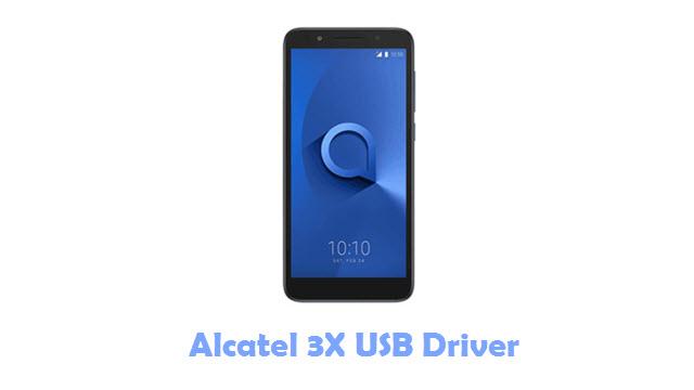 Alcatel 3X USB Driver