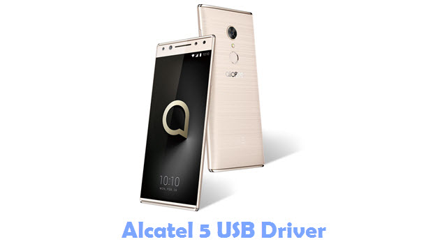 Alcatel 5 USB Driver