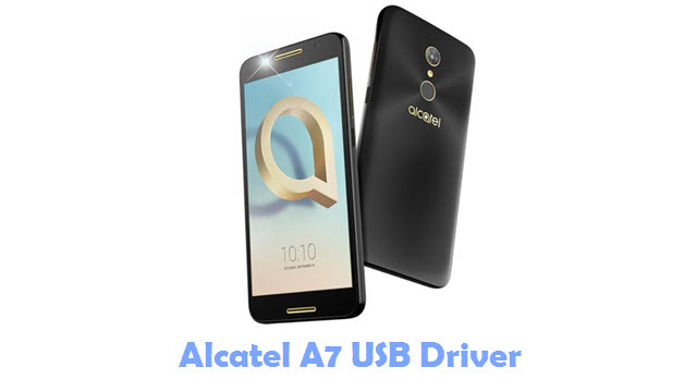 Download Alcatel A7 USB Driver