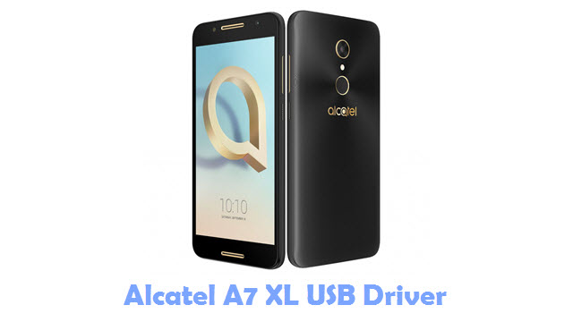 Alcatel A7 XL USB Driver