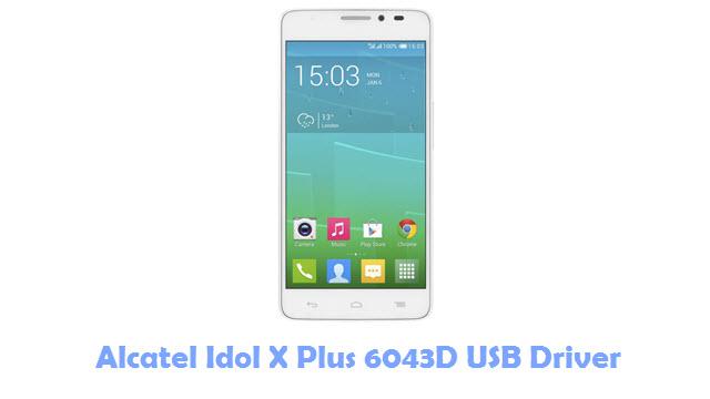Alcatel Idol X Plus 6043D USB Driver