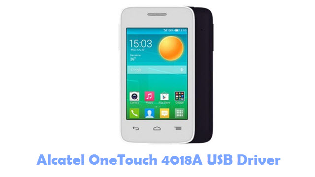 Alcatel OneTouch 4018A USB Driver