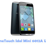 Alcatel OneTouch Idol Mini 6012A USB Driver