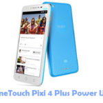 Alcatel OneTouch Pixi 4 Plus Power USB Driver
