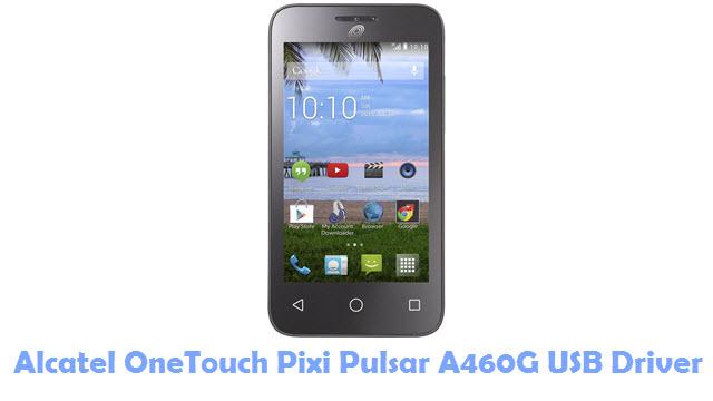 Download Alcatel OneTouch Pixi Pulsar A460G USB Driver