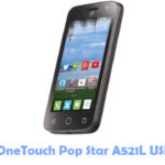 Alcatel OneTouch Pop Star A521L USB Driver