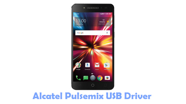 Download Alcatel Pulsemix USB Driver
