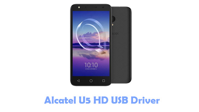Alcatel U5 HD USB Driver