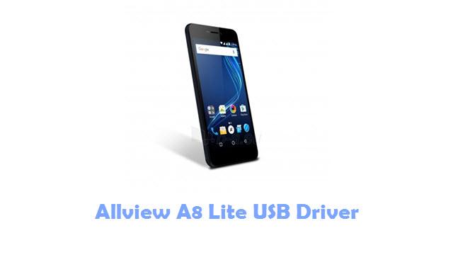 Allview A8 Lite USB Driver