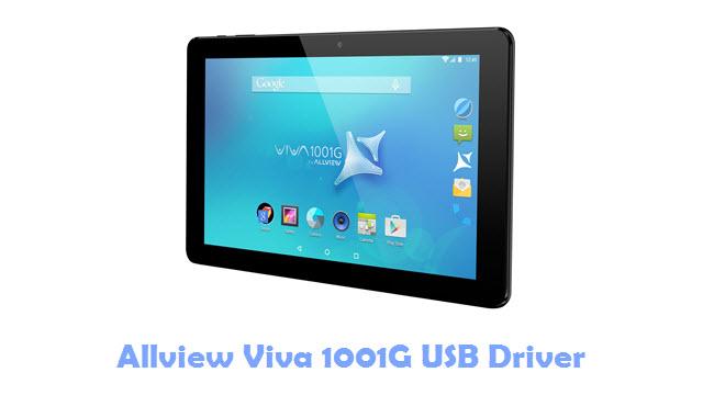 Allview Viva 1001G USB Driver