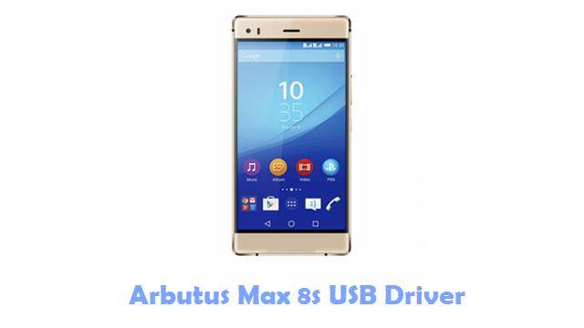Arbutus Max 8s USB Driver