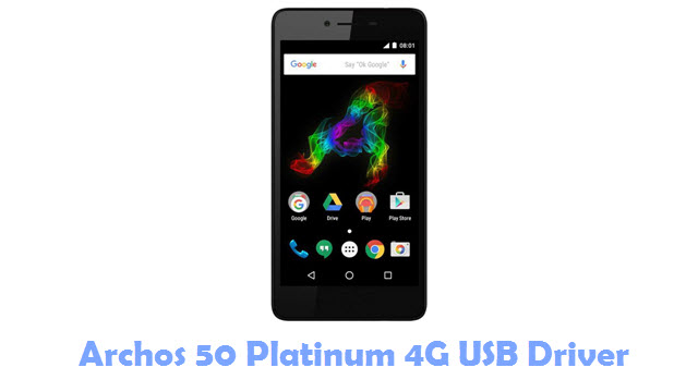 Download Archos 50 Platinum 4G USB Driver