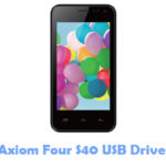 Download Axiom Four S40 USB Driver