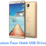 Download Axiom Four S600 USB Driver