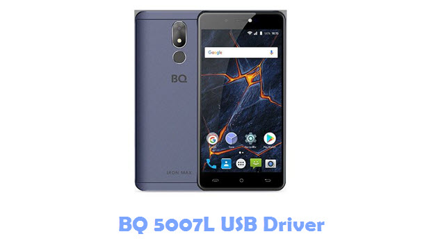 Download BQ 5007L USB Driver