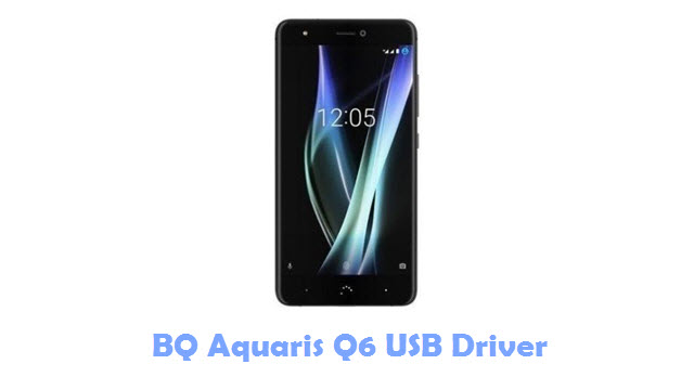 Download BQ Aquaris Q6 USB Driver