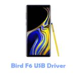 Download Bird F6 USB Driver