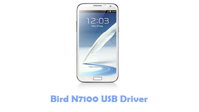 Bird N7100 USB Driver