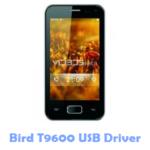 Download Bird T9600 USB Driver