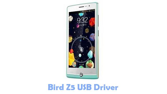 Bird Z5 USB Driver
