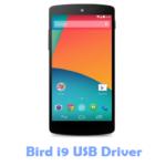Download Bird i9 USB Driver