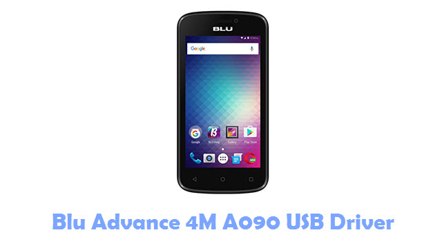 Download Blu Advance 4M A090 USB Driver