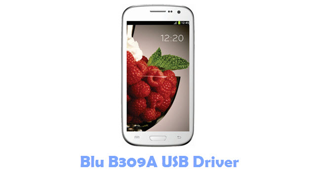 Download Blu B309A USB Driver