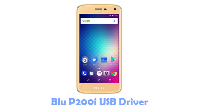 Download Blu P200i USB Driver