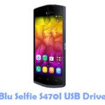 Blu Selfie S470I USB Driver