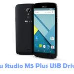 Blu Studio M5 Plus USB Driver