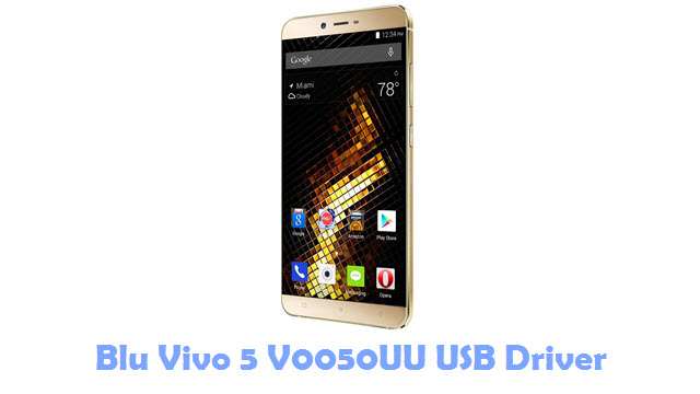 Download Blu Vivo 5 V0050UU USB Driver