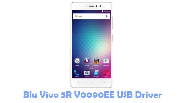 Download Blu Vivo 5R V0090EE USB Driver