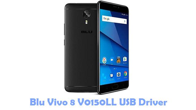 Download Blu Vivo 8 V0150LL USB Driver