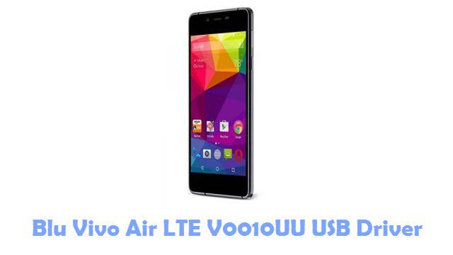 Download Blu Vivo Air LTE V0010UU USB Driver