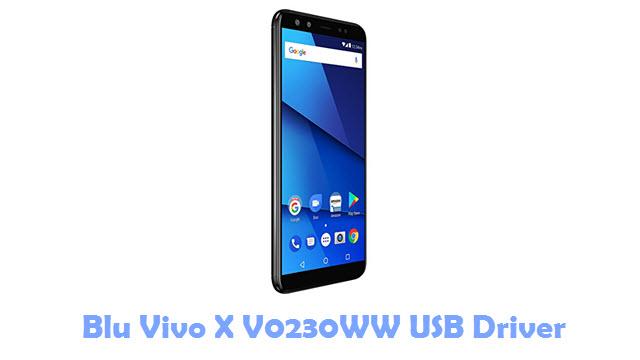 Download Blu Vivo X V0230WW USB Driver