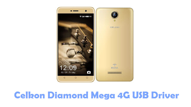 Download Celkon Diamond Mega 4G USB Driver