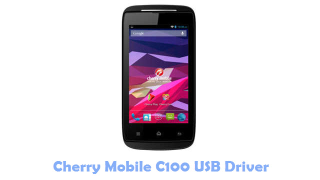 Cherry Mobile C100 USB Driver
