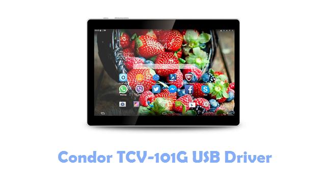 Condor TCV-101G USB Driver