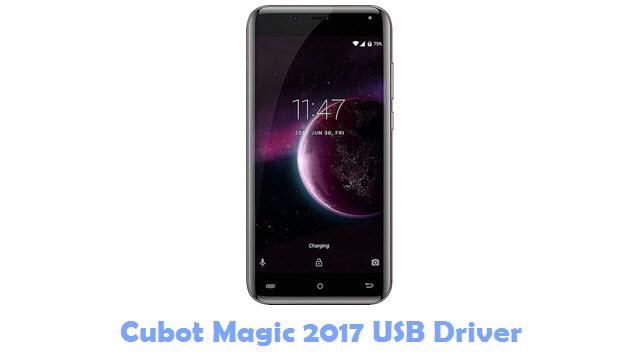 Download Cubot Magic 2017 USB Driver