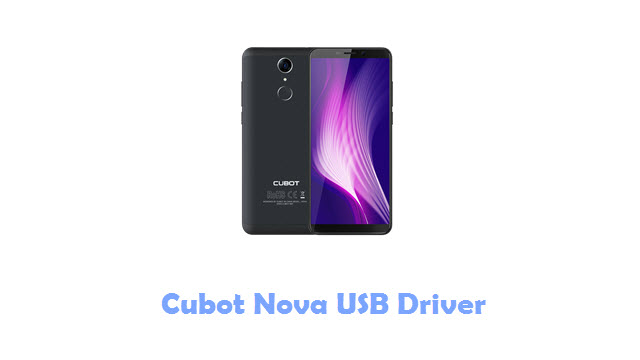 Download Cubot Nova USB Driver