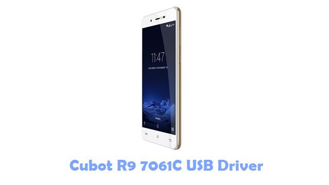 Download Cubot R9 7061C USB Driver