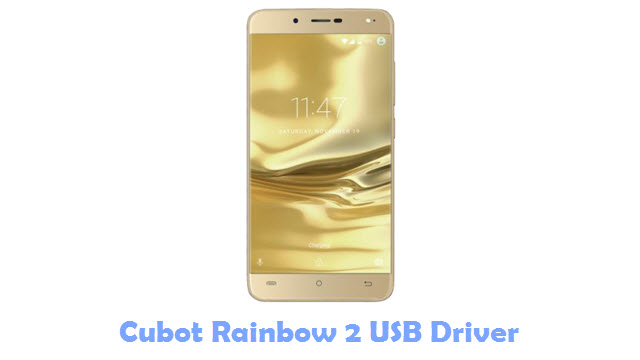 Download Cubot Rainbow 2 USB Driver