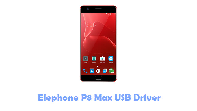 Download Elephone P8 Max USB Driver