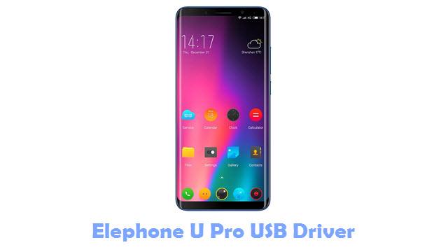 Download Elephone U Pro USB Driver