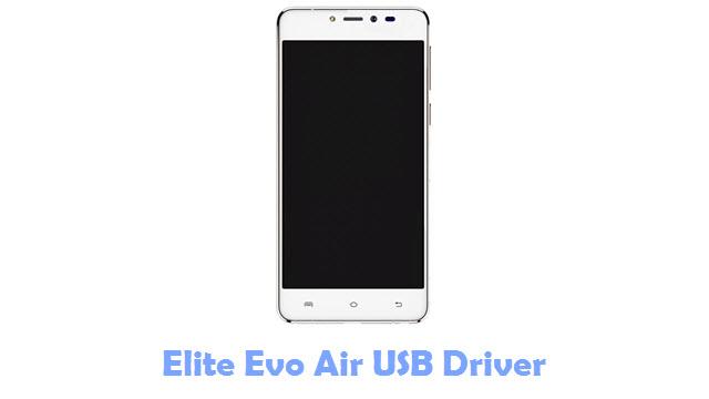 Elite Evo Air USB Driver