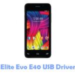 Download Elite Evo E40 USB Driver