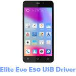 Download Elite Evo E50 USB Driver