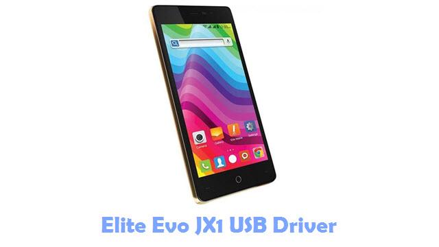 Elite Evo JX1 USB Driver