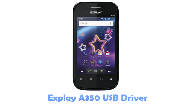 Explay A350 USB Driver