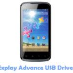 Download Explay Advance USB Driver